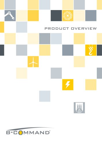 Product Overview B-COMMAND GmbH