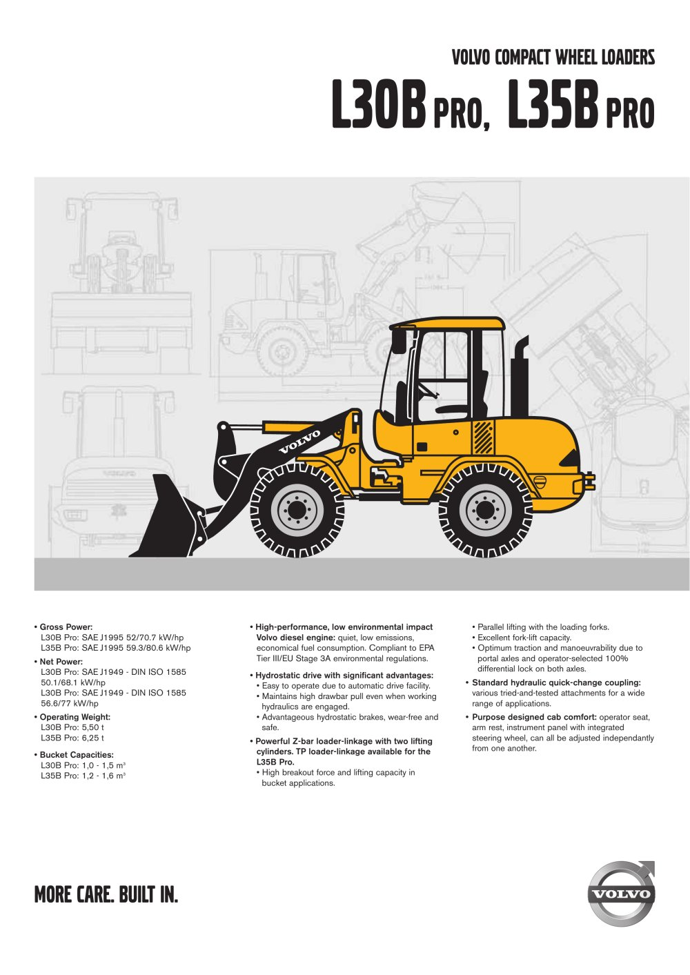 l30b pro l35b pro volvo construction equipment pdf catalogue rh pdf directindustry com volvo l35b operator's manual Volvo L150E