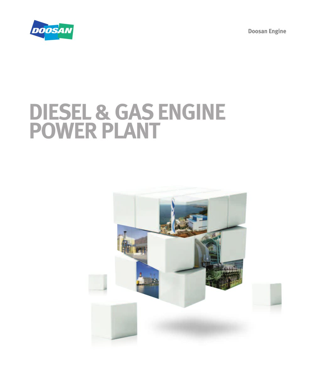 Diesel Power Plant Layout And Working Plants Catalog Daewoo Construction Equipment Division 1000x1244