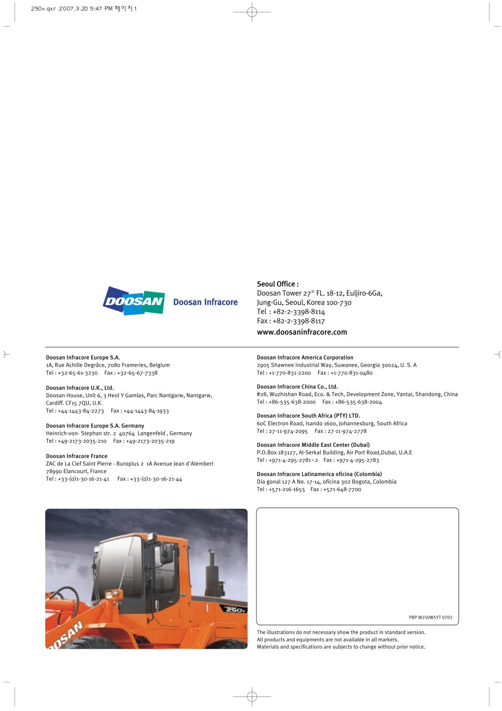 MEGA250V - 1 / 16 Pages