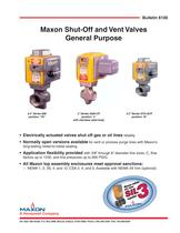 General Purpose Oil Shut Off Valves