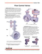 Micro Ratio Valves