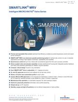 SMARTLINK® MRV Electronic Ratio Valves