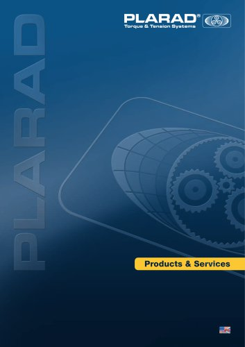 Plarad - products & services