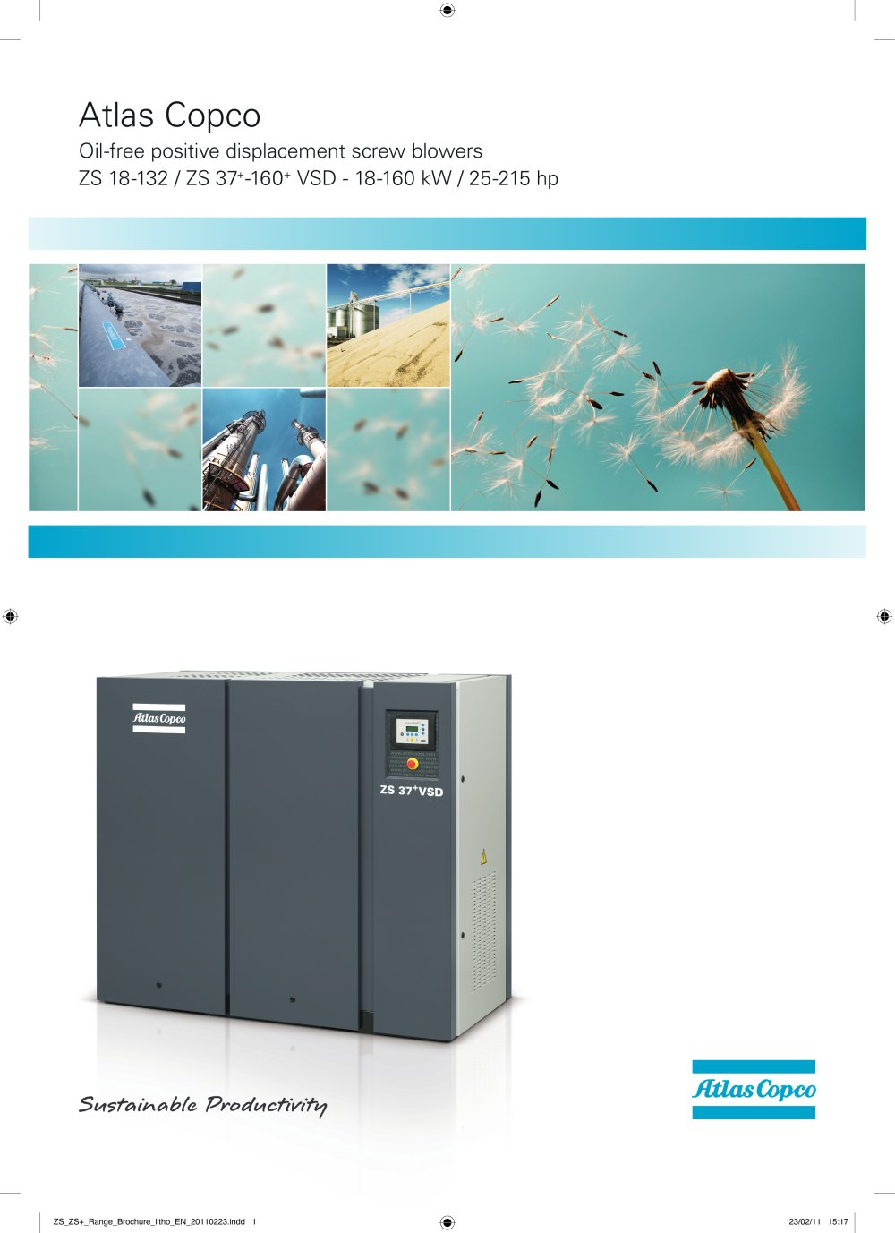 Brochure ZS - 20 Pages