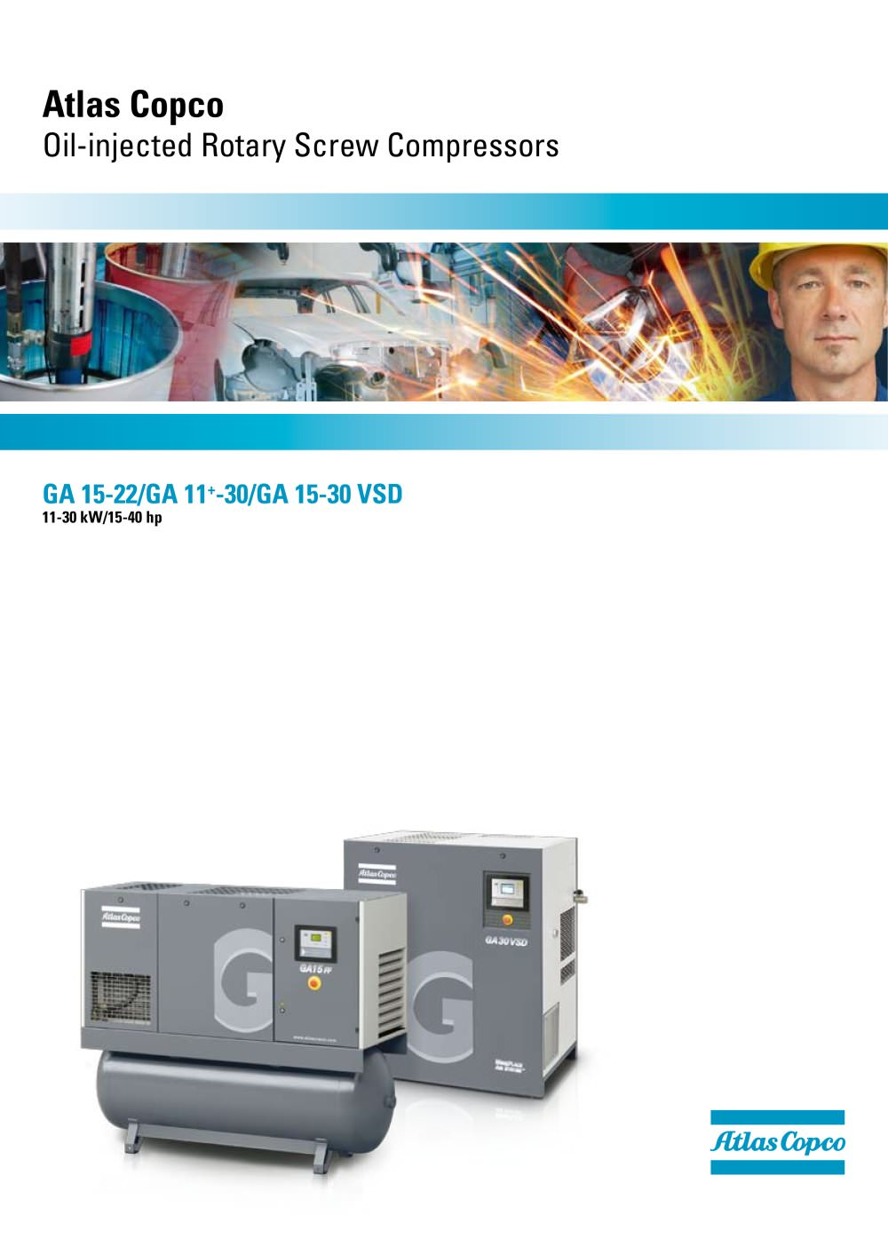 ga 15 22 ga 11 30 ga 15 30 vsd atlas copco oil injected rotary screw compressors 11 30 kw 15 40 hp 124841_1b ga 15 22 ga 11 30 ga 15 30 vsd atlas copco oil injected rotary atlas copco ga11 wiring diagram at fashall.co