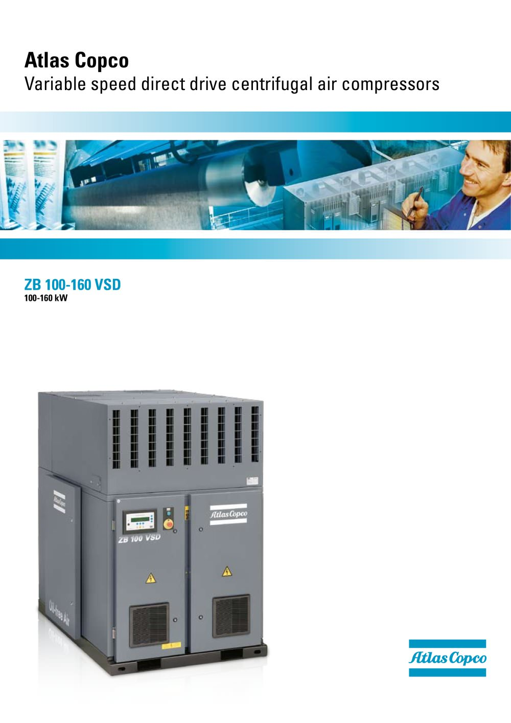 ZB 100-160 VSD 100-160 kW - 1 / 12 Pages