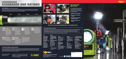 Tough lighting tools - Full line brochure 2012