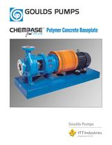 ChemBase PLUS Polymer Concrete Baseplate
