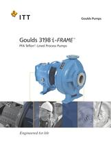 Goulds 3198 i-FRAME 