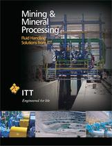 Mining &amp; Mineral Processing