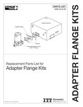 Adaptor Flange Kit Replacement Parts