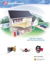 Hydronic Heating and Plumbing products