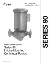Series 90 In-Line Pumps