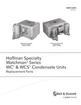 Watchman Series WC & WCS Condensate Units