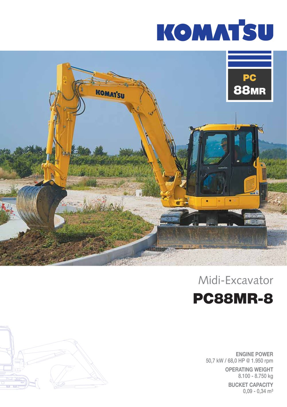 Wiring Diagram Komatsu Ck 30 Trusted Diagrams Excavators Pc88mr 8 Construction And Mining Equipment Pdf Catalogue Dump Truck Hydraulics