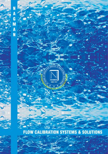 Process Flow Meter Calibration System
