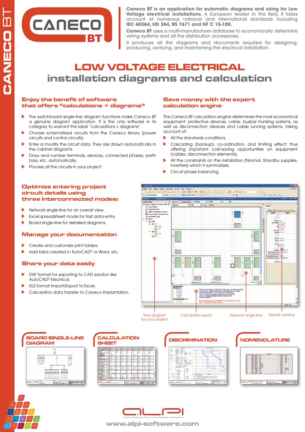 Caneco bt software for low voltage engineering alpi pdf caneco bt software for low voltage engineering 1 2 pages greentooth Choice Image