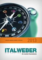 ITALWEBER - General catalogue