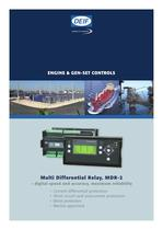 Multi Differential Relay, MDR-2