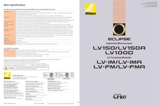 Eclipse LV Series Brochure
