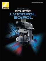Upright Microscopes Eclipse 50i POL