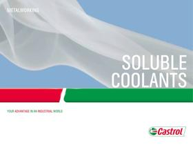 Soluble Coolants