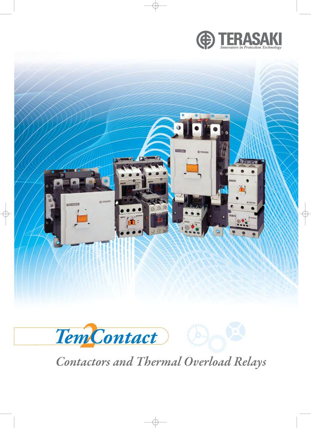 Contactors - Terasaki (Europe) Circuit Breaker - PDF Catalogue ...