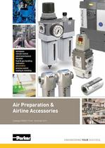 Air Preparation & Airline Accessories Platform Catalogue: PDE2611TCUK