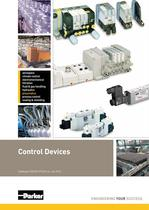 Control Devices Platform Catalogue: PDE2614TCUK