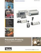 Pneumatic Products Air Control Valves & Accessories