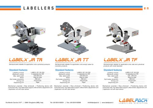 Semiautomatic Labellers