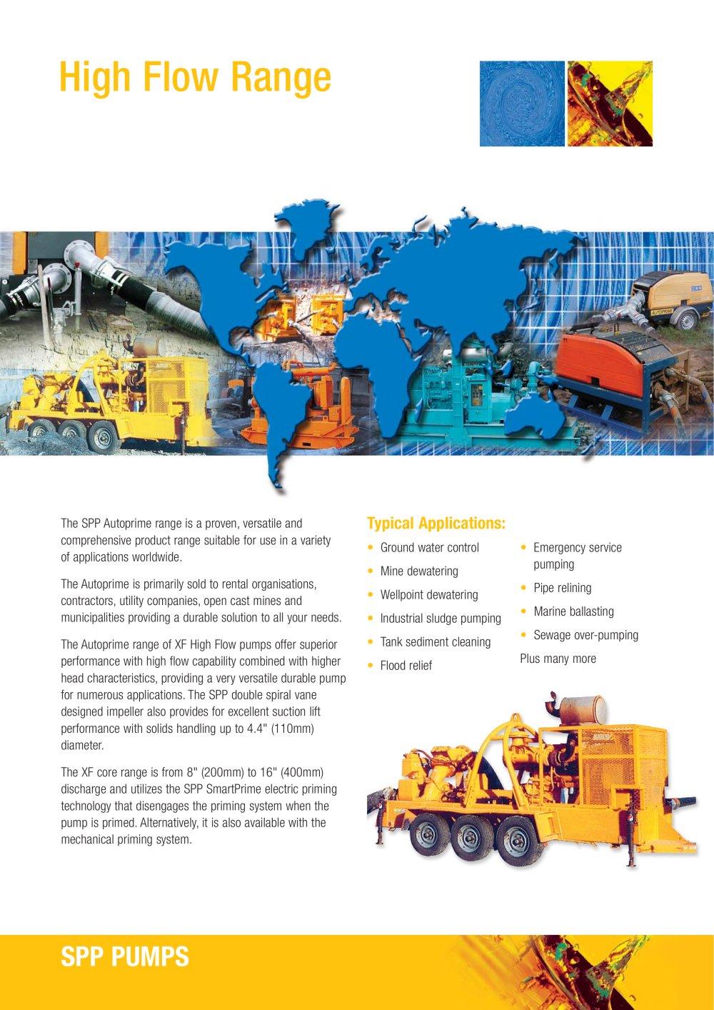 High Flow Range - SPP - PDF Catalogs | Technical Documentation