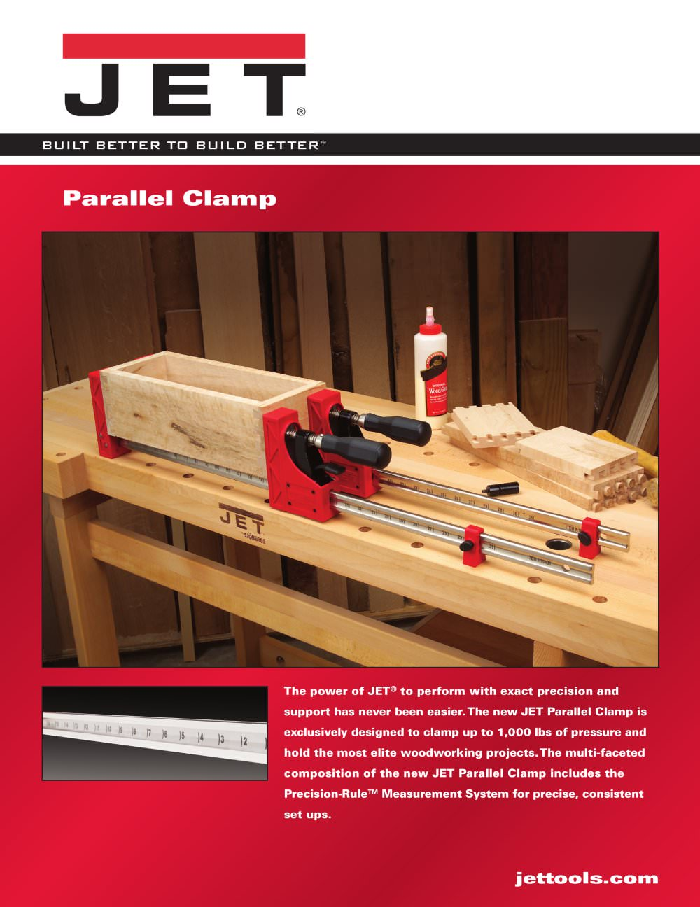 Parallel Clamp Framing Kit (2 - 24 x 40) - WMH Tool Group - PDF ...