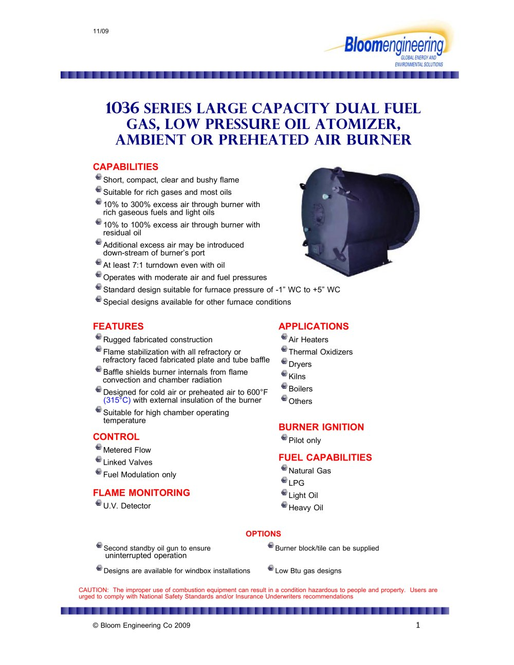 1036 SERIES LARGE CAPACITY DUAL FUEL GAS LOW PRESSURE OIL ATOMIZER AMBIENT OR PREHEATED AIR BURNER - 1 / 3 Pages  sc 1 st  Catalogues Directindustry & 1036 SERIES LARGE CAPACITY DUAL FUEL GAS LOW PRESSURE OIL ... azcodes.com