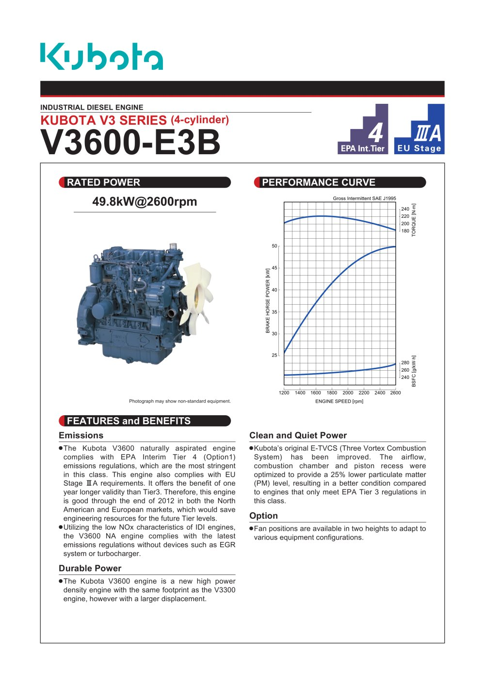 V3600-E3B - 1 / 2 Pages