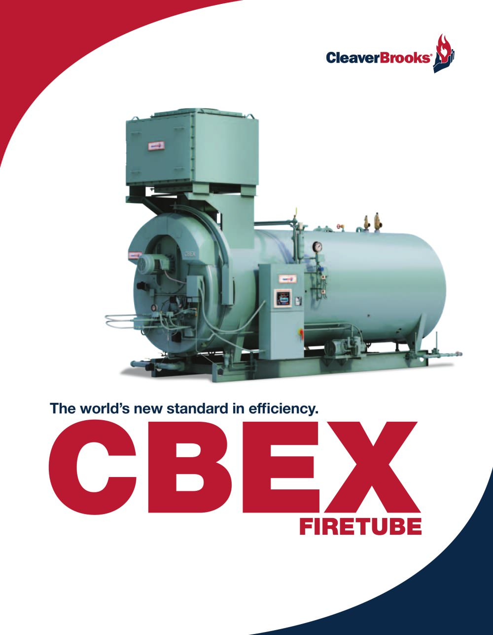 CBEX Elite Brochure - Cleaver-Brooks - PDF Catalogue | Technical ...