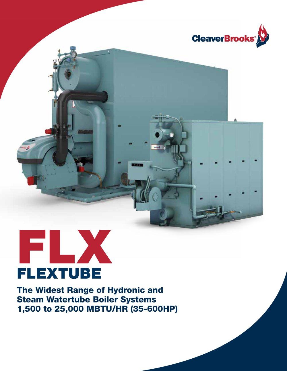 FLX Flextube - Cleaver-Brooks - PDF Catalogue | Technical ...