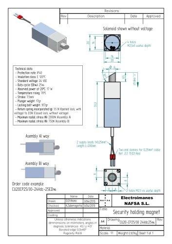 CU20CP25-30-24VDC-25%