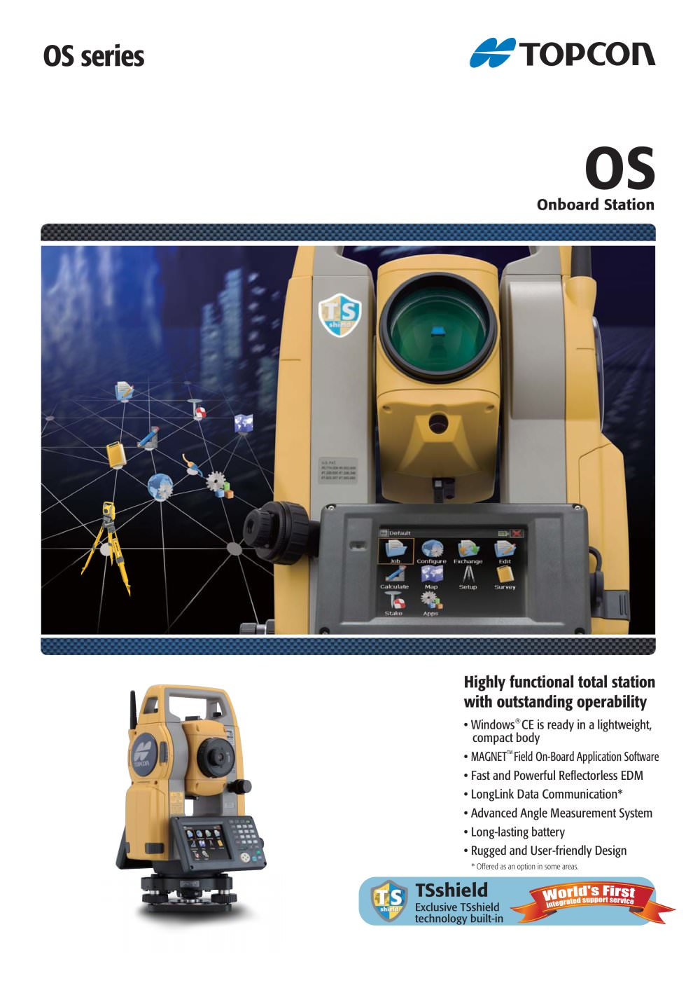 OS Catalogue - 1 / 4 Pages