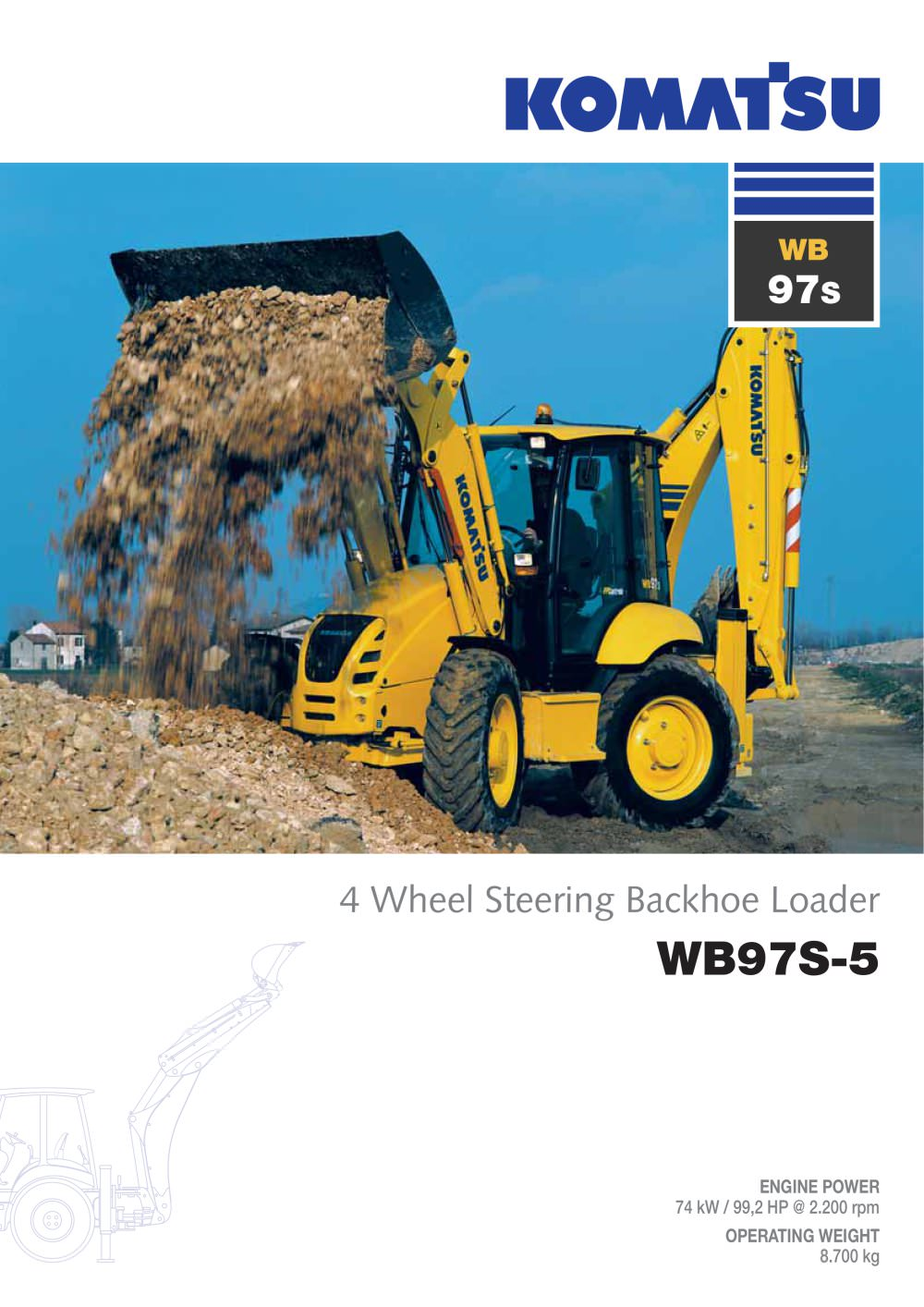 WB97S-5 - 1 / 12 Pages