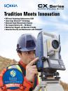 CX Total Station Series