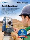 FX Advanced Total Station