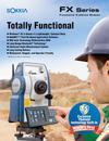 FX Series Reflectorless Total Station