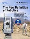 SX Series Robotic Total Station