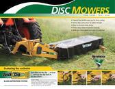 5040 - 8040 Disc Mowers