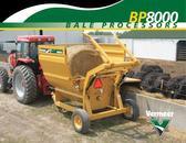 BP8000 Bale Processor