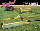 Trailed  Mowers TM 600/TM700/TM800