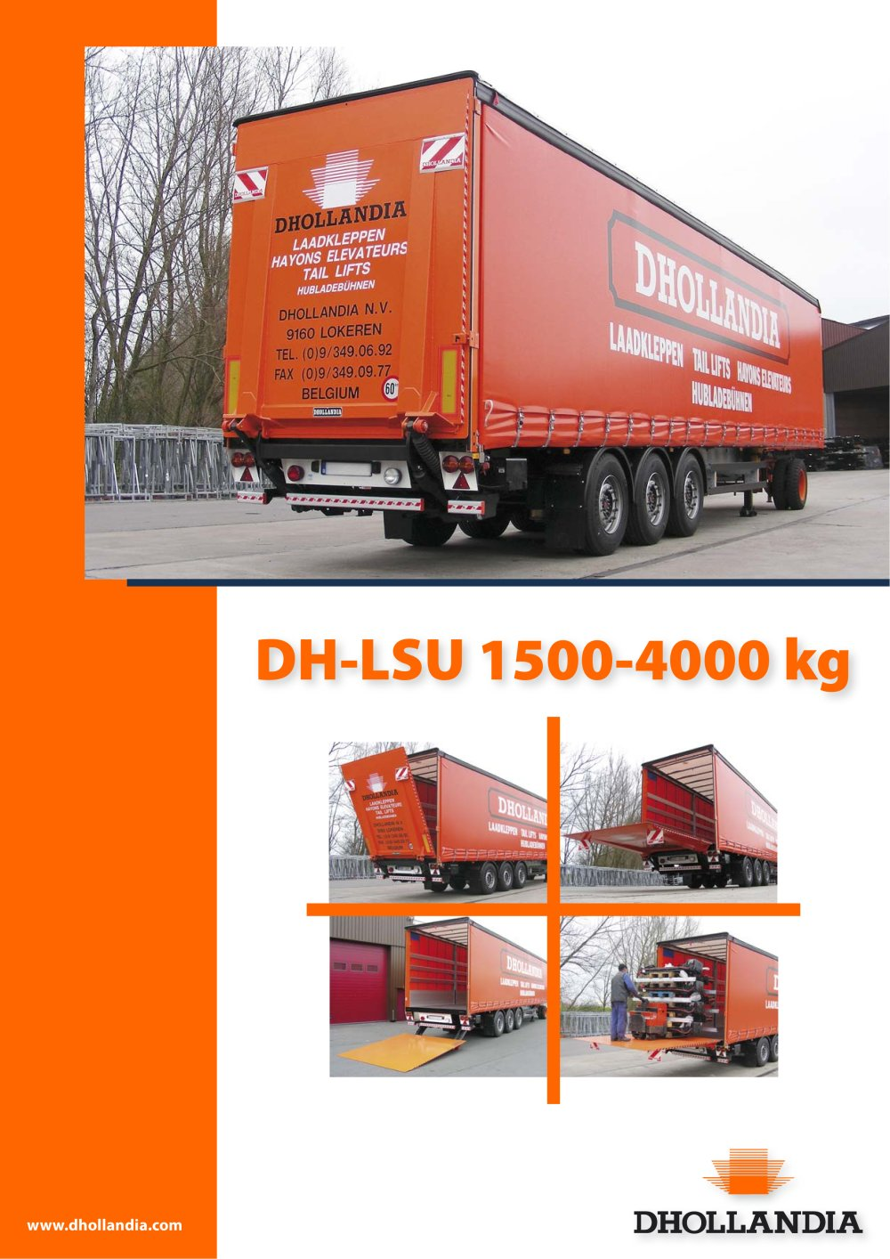 Dhollandia Tail Lift Wiring Diagram 35 Images Ricon Diagrams Cantilever Lifts Dh Lm41 118431 1b Pdf Catalogue Technical