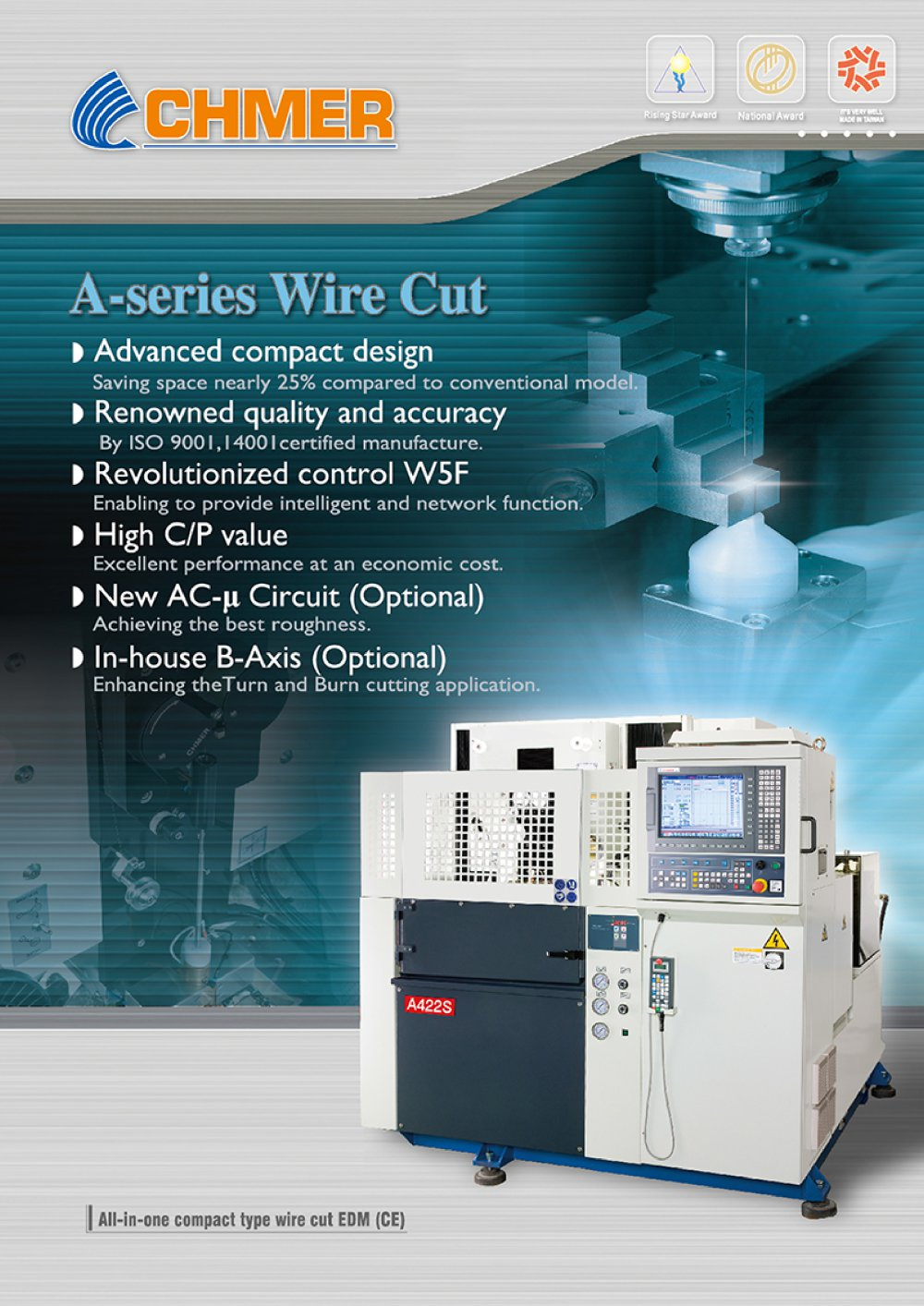 A series Wire Cut - CHMER - PDF Catalogue | Technical Documentation ...